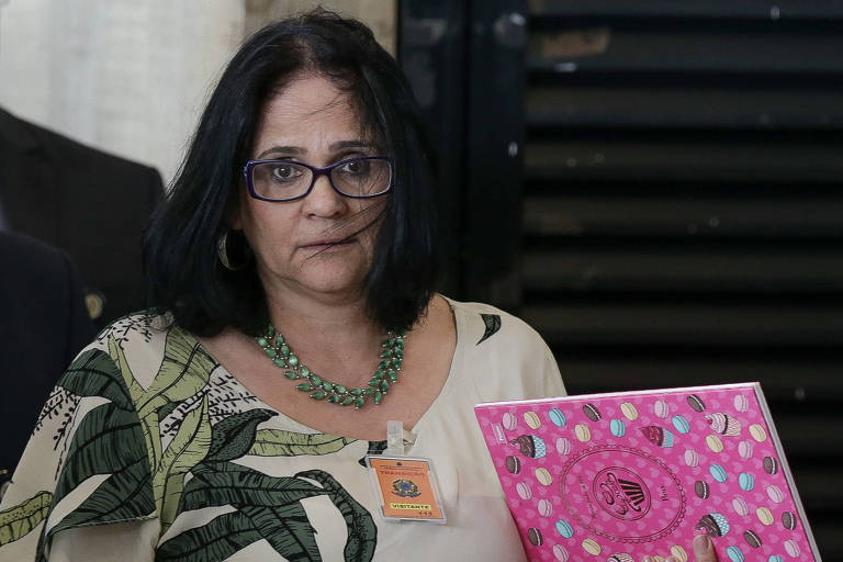 Damares Alves, indicada para o Ministério da Mulher, Família e Direitos Humanos