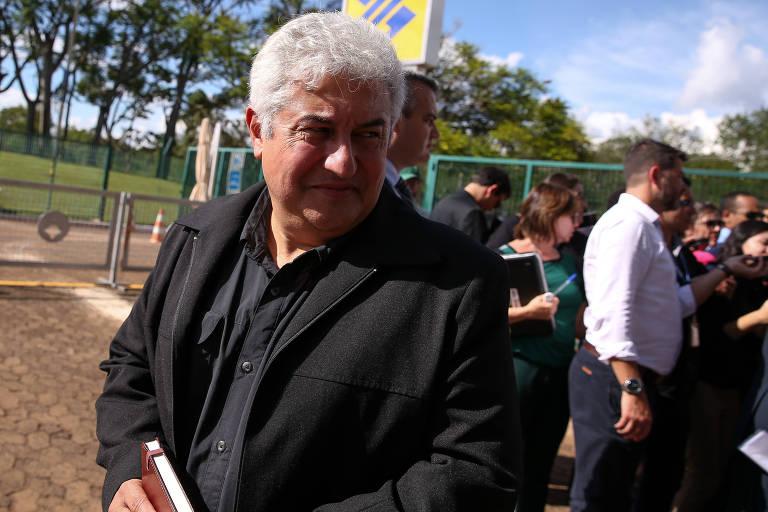 Marcos Pontes, futuro ministro da Ciência e Tecnologia