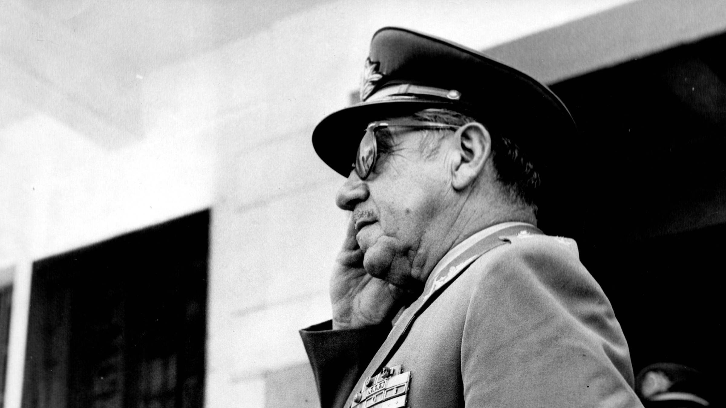 Arthur da Costa e Silva em 1965. Foto: Folhapress