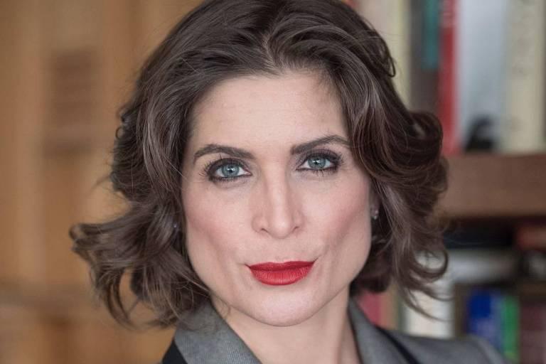A venezuelana Vanessa Neumann, dedicada ao estudo das redes de comércio ilícito no mundo