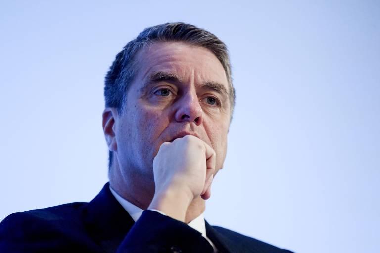Roberto Azevêdo, diretor-geral da OMC (Organização Mundial do Comércio)