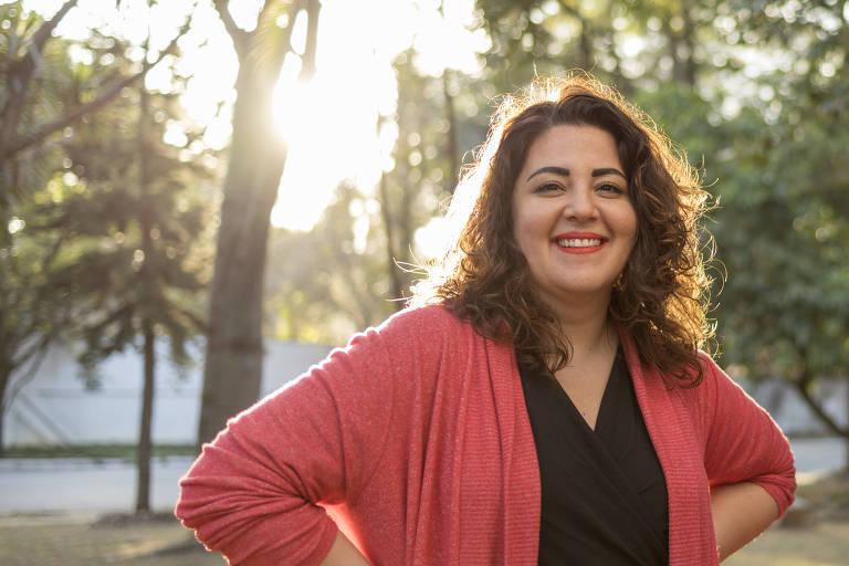 Roberta Faria, cofundadora da Editora Mol