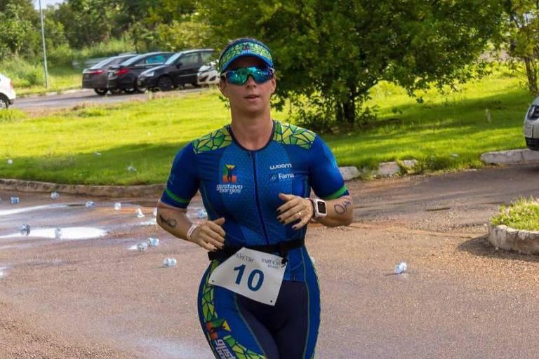 Mortes: Professora, se dedicou ao triatlo com determinação