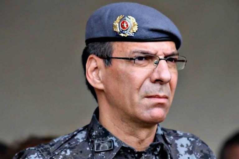Nivaldo Restivo, ex-comandante-geral da Polícia Militar de SP