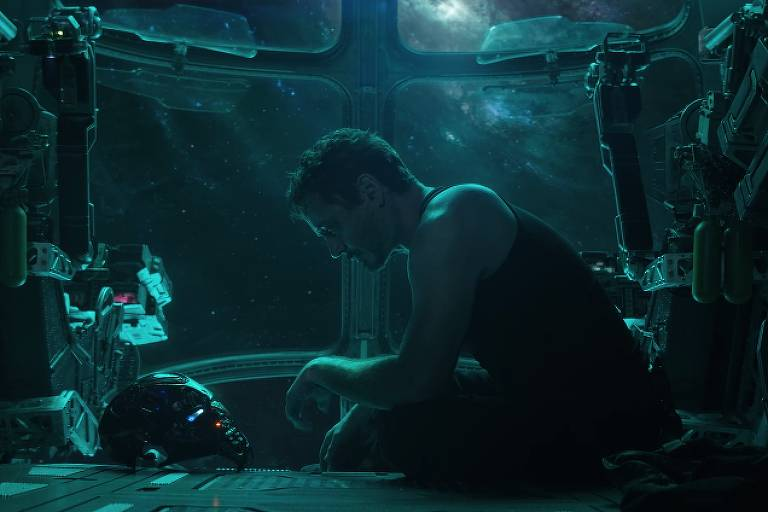 Homem de Ferro em 'Vingadores - Ultimato'