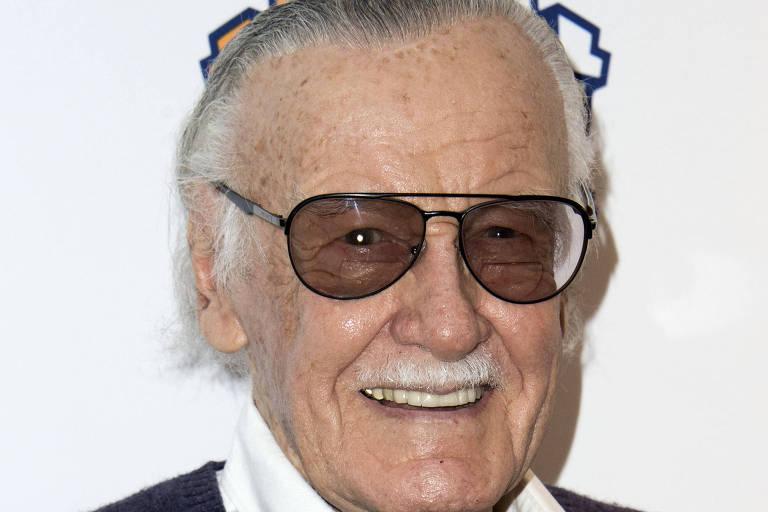 O cineasta norte-americano Stan Lee morreu em novembro de 2018, aos 95 anos