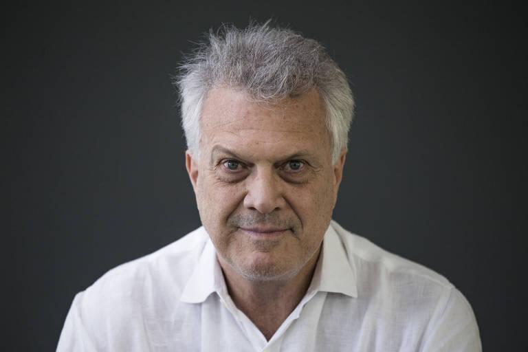 O jornalista e apresentador Pedro Bial
