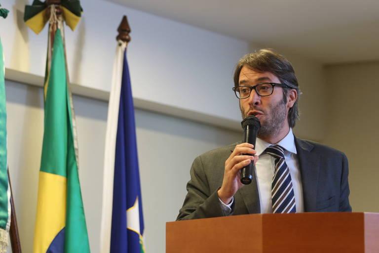 O economista Bruno Brandão, diretor executivo da Transparência Internacional no Brasil