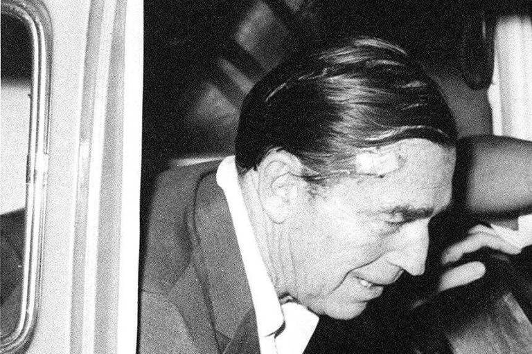 O embaixador norte-americano no Brasil, Charles Burke Elbrick, sequestrado em 1969. Foto: ANODE1969