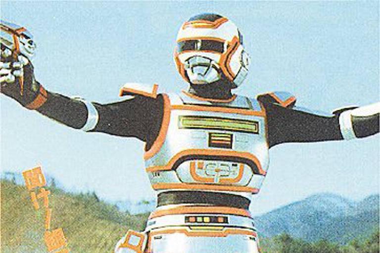 Jaspion, personagem do seriado japonês homônimo