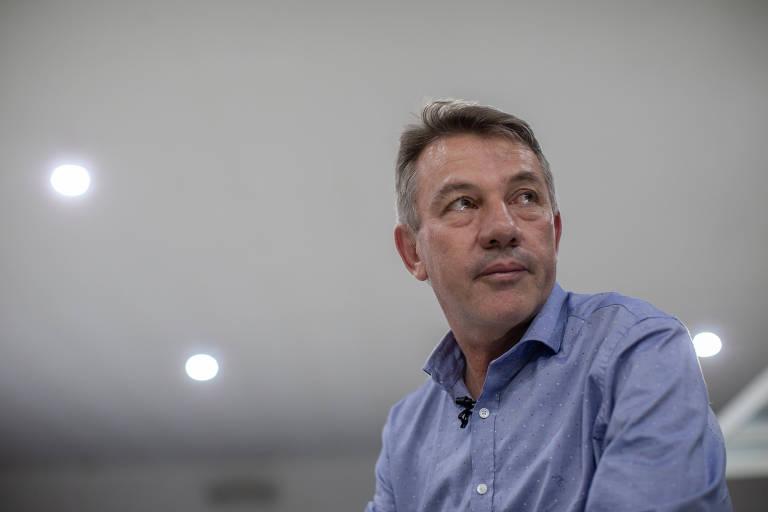 Antônio Denarium (PSL), governador eleito de Roraima nomeado interventor federal no estado pelo presidente Michel Temer