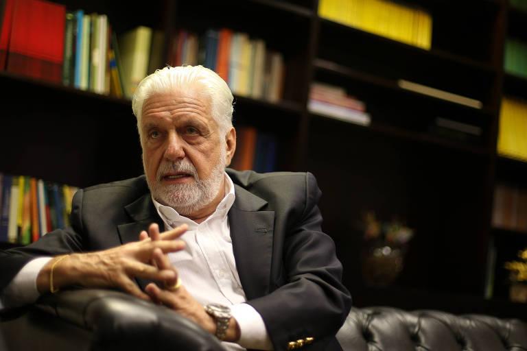 O senador e ex-governador da Bahia, Jaques Wagner (PT)