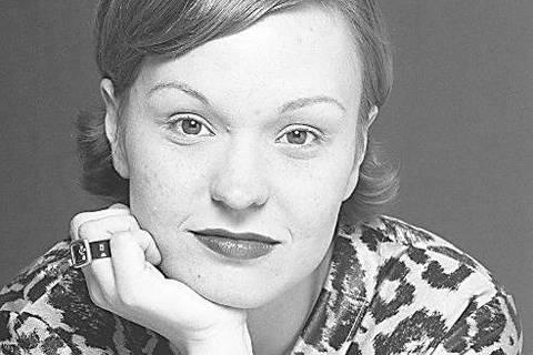 Prêmio Folha de Jornalismo 1994: Erika Palomino, vencedora na categoria Edição, pela seção