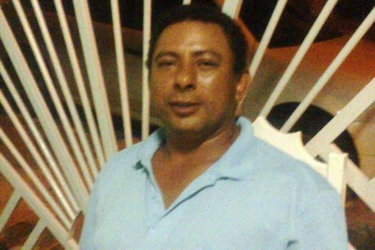 O militante do MST José Bernardo da Silva, conhecido como Orlando Bernardo, que foi assassinado na noite deste sábado (8) em um acampamento do MST na Paraíba