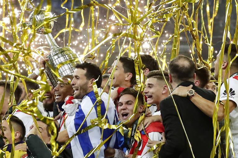 Final da Libertadores de 2018