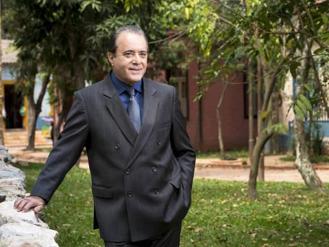 Olavo ( Tony Ramos ) DIREITOS RESERVADOS. NÃO PUBLICAR SEM AUTORIZAÇÃO DO DETENTOR DOS DIREITOS AUTORAIS E DE IMAGEM