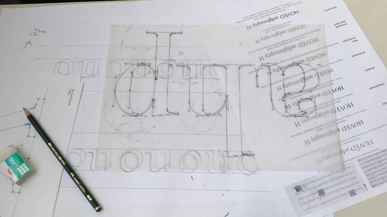 Evento sobre tipografia, que acontece nesta terça (11), é composto por palestras, debates e workshops