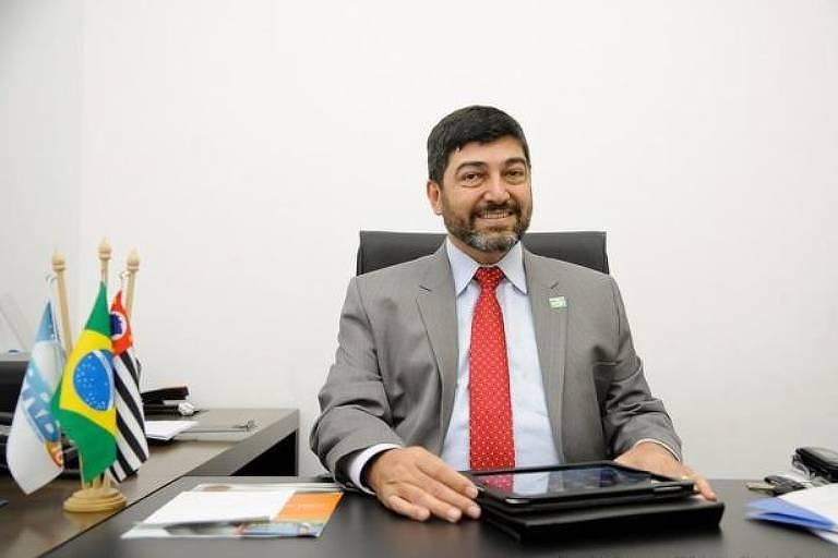 Aildo Rodrigues Ferreira (PRB), futuro secretário de Esportes de São Paulo