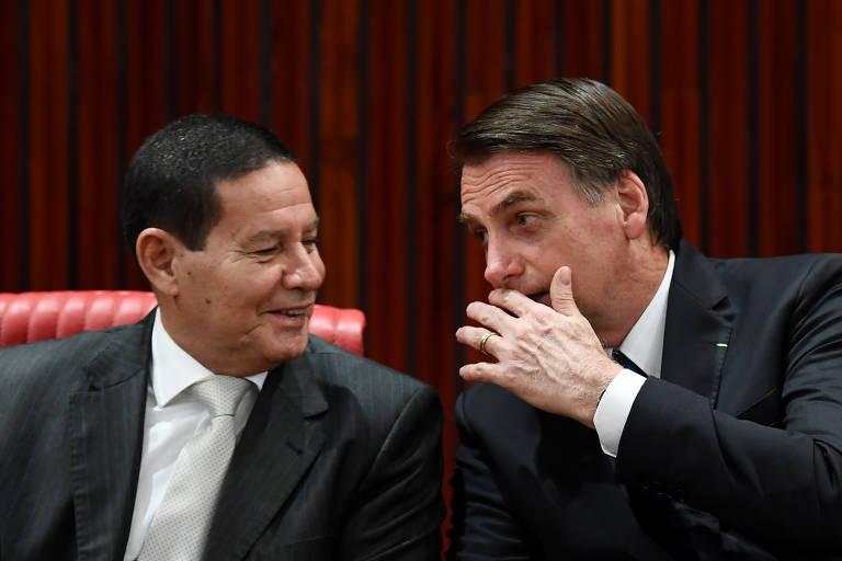 Jair Bolsonaro é diplomado presidente do Brasil