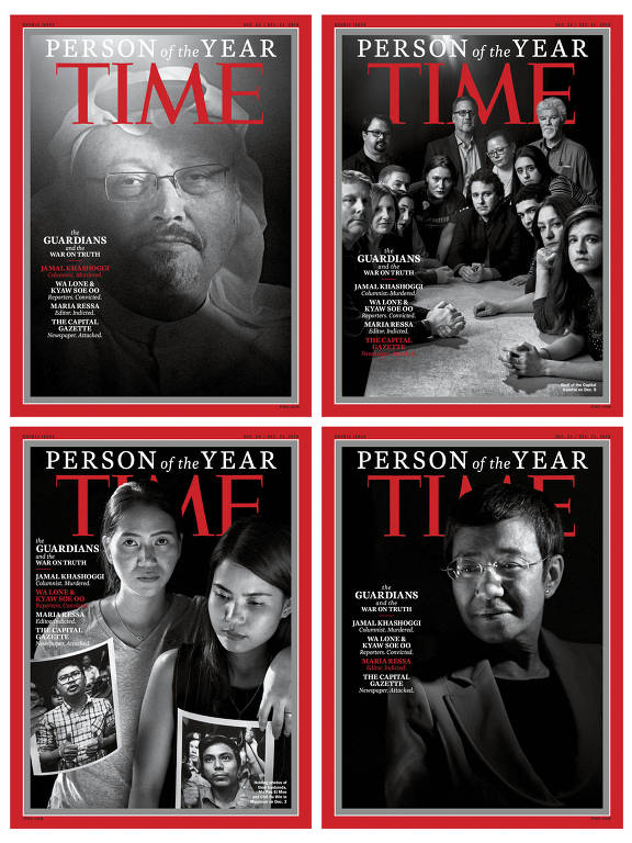 Time magazine unveils its 'Person of the Year'