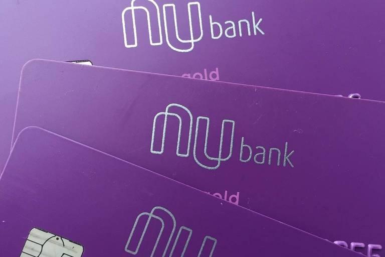 Cartões de crédito do Nubank