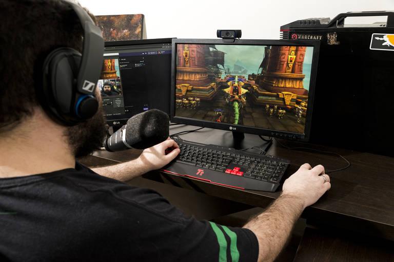 Como se tornar gamer profissional
