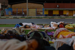 Venezuelanos em Boa Vista (RR)
