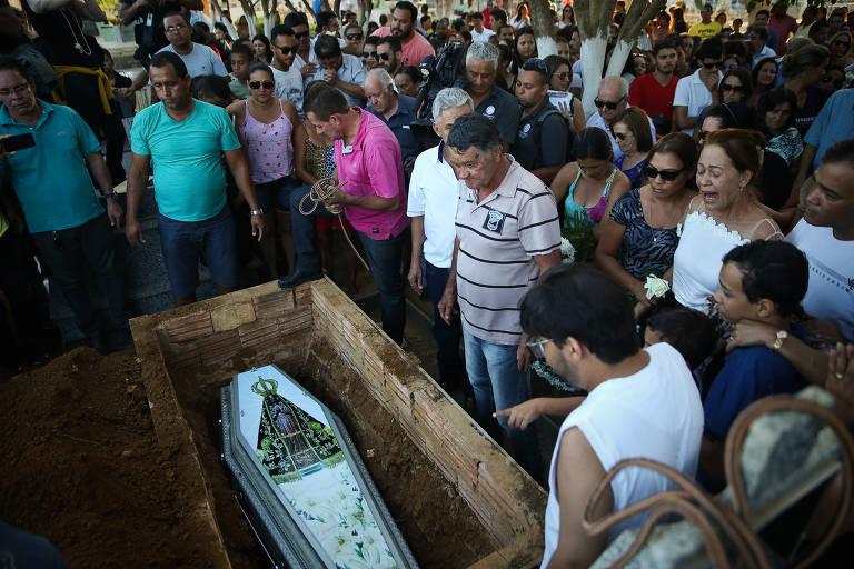 Atentados violentos no Brasil