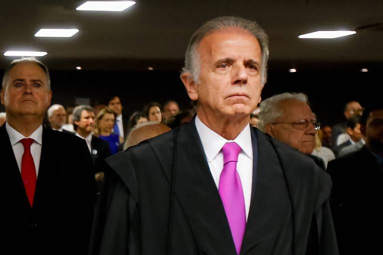 O ministro do TCU José Múcio Monteiro, eleito presidente da corte para o ano civil de 2019