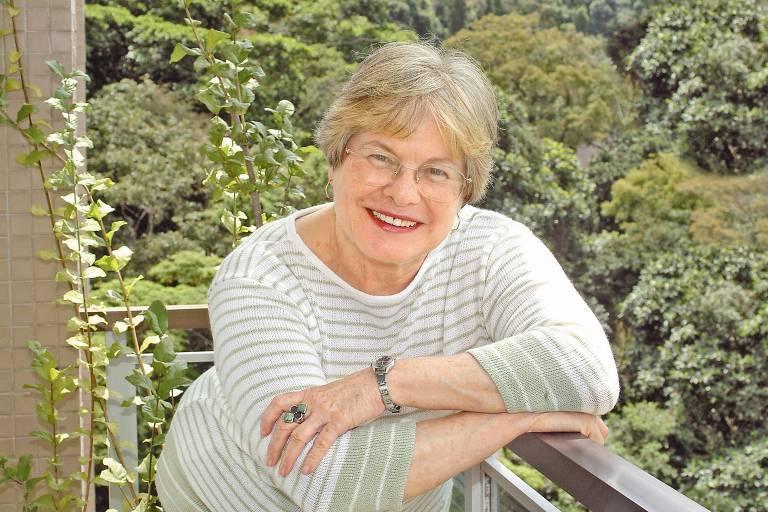 A tradutora Lia Wyler, morta nesta terça-feira (12)