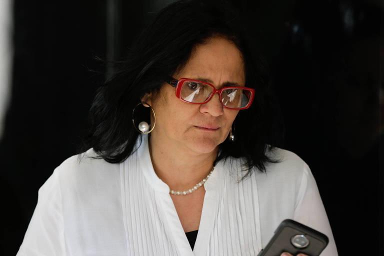 A futura ministra das Mulheres, Família e Direitos Humanos, Damares Alves