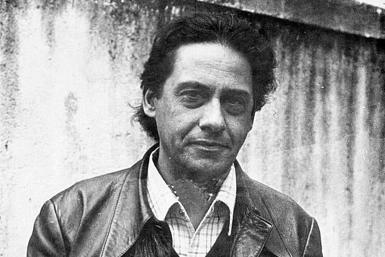 Fernando Henrique Cardoso em foto de 1977