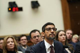 Google CEO Sundar Pichai Testifies Before House Judiciary Committee