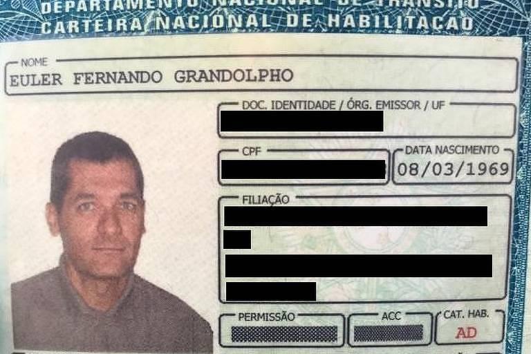 Euler Fernando Grandolpho, 49, que atirou contra oito pessoas numa Catedral em Campinas