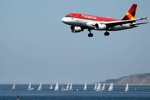 Número de passageiros em voos no país cai ao patamar do início da década
