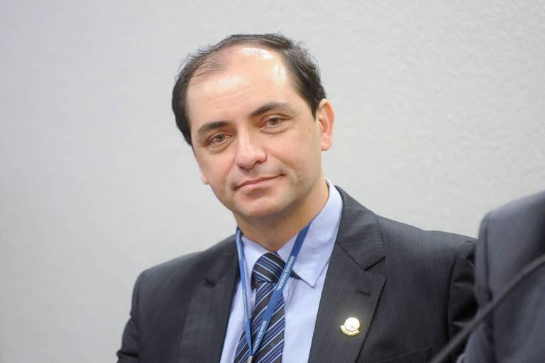 Secretário especial de Fazenda do Ministério da Economia, Waldery Rodrigues Júnior