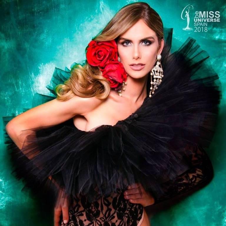 Ángela Ponce, transgênero vencedora do Miss Espanha 2018