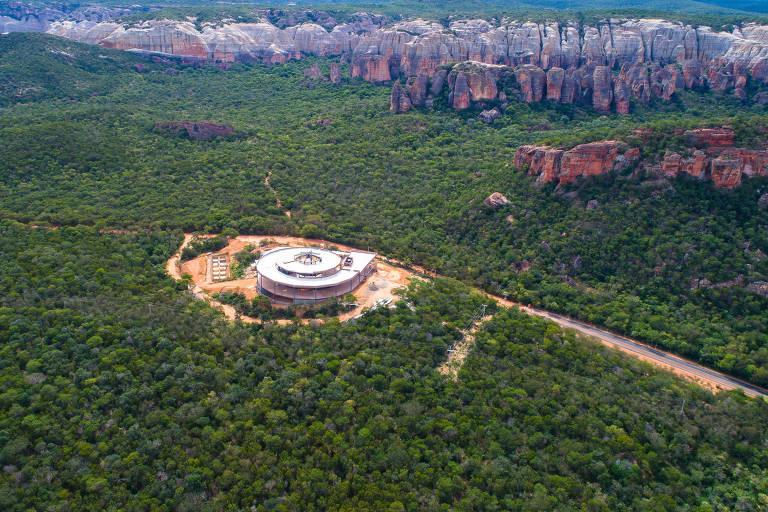 Serra da Capivara, no Piauí, ganha Museu da Natureza