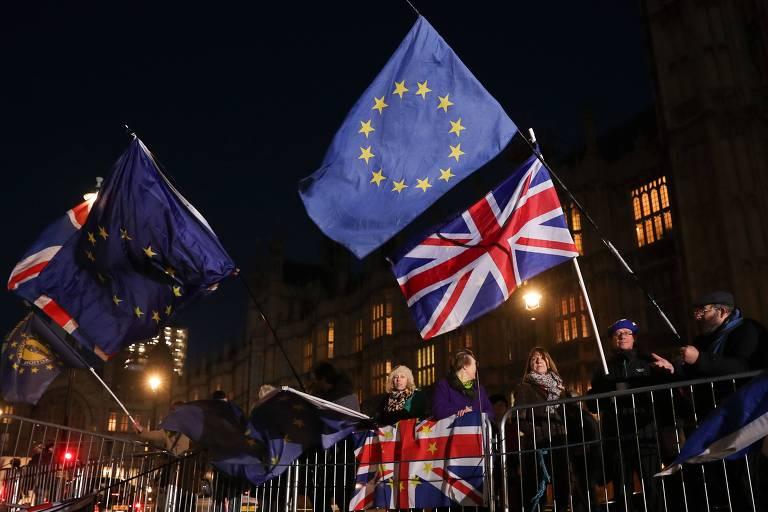 Entenda o 'brexit'