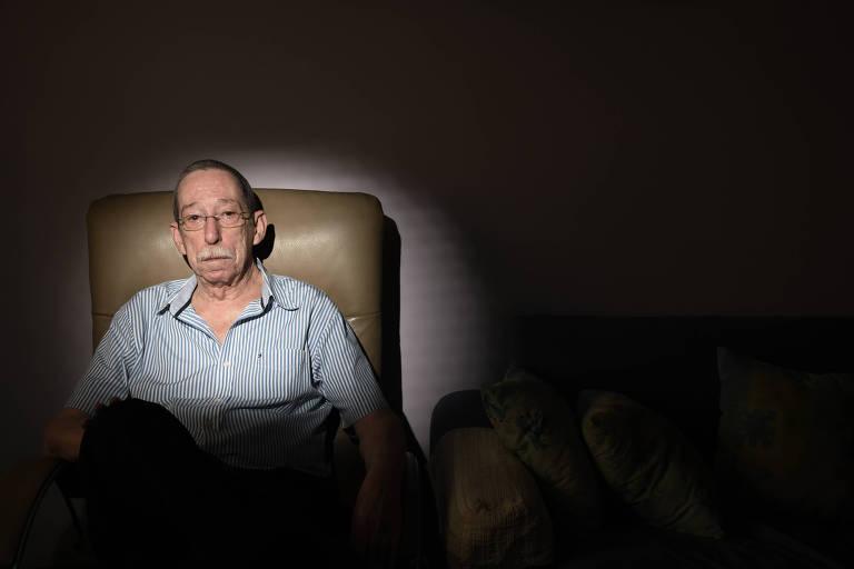 """""""Se eu fui preso e passei por tudo isso sem ter grandes compromissos políticos, imagina quem tinha..."""", diz Gilson Rampazzo - Foto: Karime Xavier"""