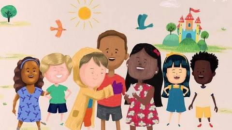 Faber-Castell faz releitura de 'Aquarela' para falar sobre diversidade racial