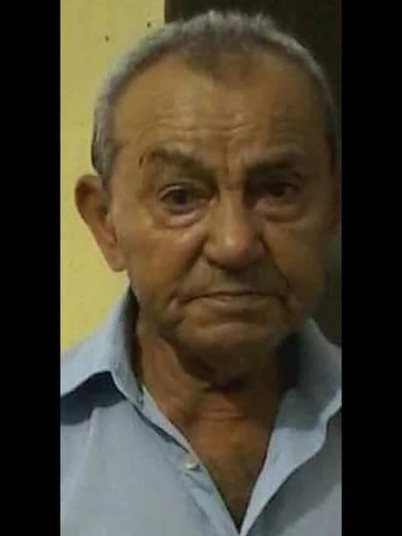 Heleno Severo Alves, 84, morto no ataque a catedral de Campinas