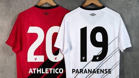 Atlético-PR apresenta nova identidade visual