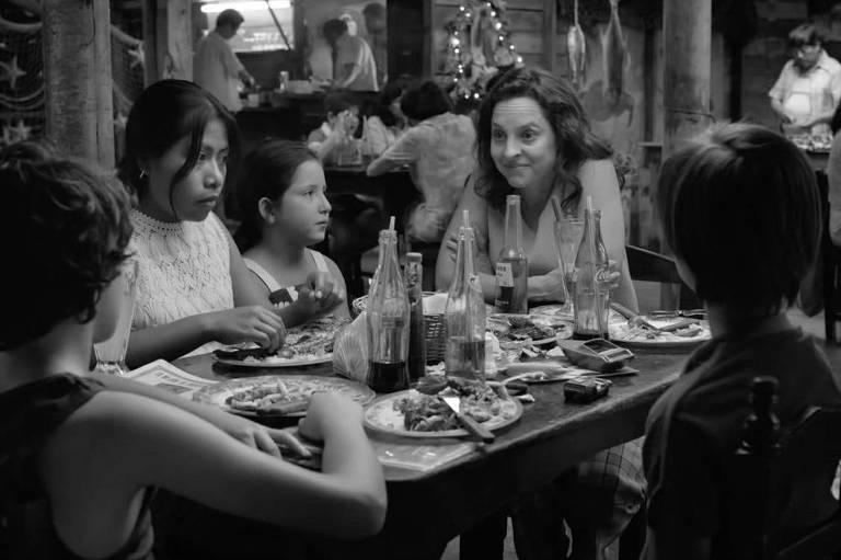 Cena de 'Roma', de Alfonso Cuarón