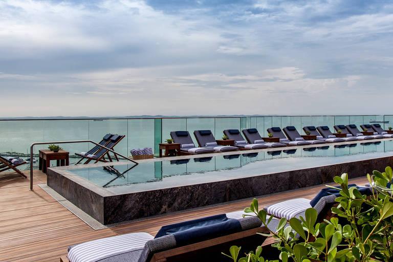 Fasano abre hotel em Salvador