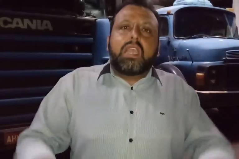Líder dos caminhoneiros comemora decisão de Fux e diz que momento não é de paralisação