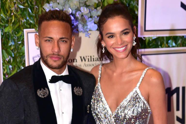 Internautas shippam Bruna Marquezine e Neymar após suposto término da atriz