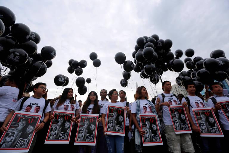 Câmara dos EUA aprova resolução que chama massacre de rohingyas de genocídio