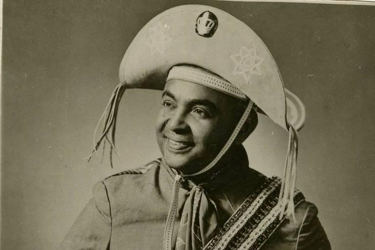 O cantor e compositor Luiz Gonzaga ganha homenagem no CTN