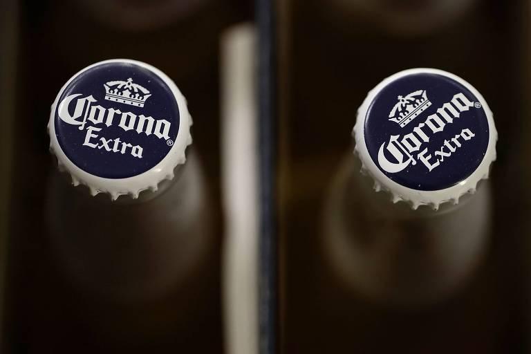 Produção de cerveja Corona é suspensa no México por crise do coronavírus